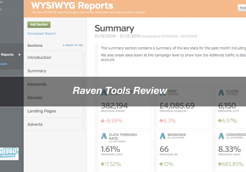 A Genuine Raven SEO Tools Review Based on 9 Years & $8,000 Spent as a Customer [Updated January 2017]